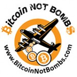 Bitcoin Not Bombs Press Announcement 5-14-13