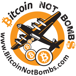 Bitcoin Not Bombs 2013 year in review podcast