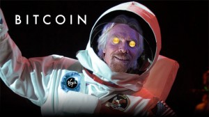 Richard Branson's down with bitcoin, too.