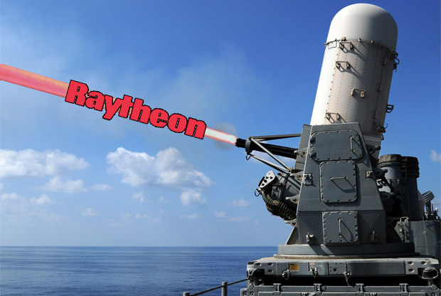 BREAKING: Raytheon Accepting Bitcoin