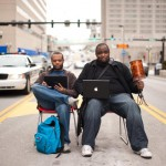 Lamar Wilson and Lafe Taylor talk PheevaWallet, Potluck Capitalism, and Building Community with Bitcoin