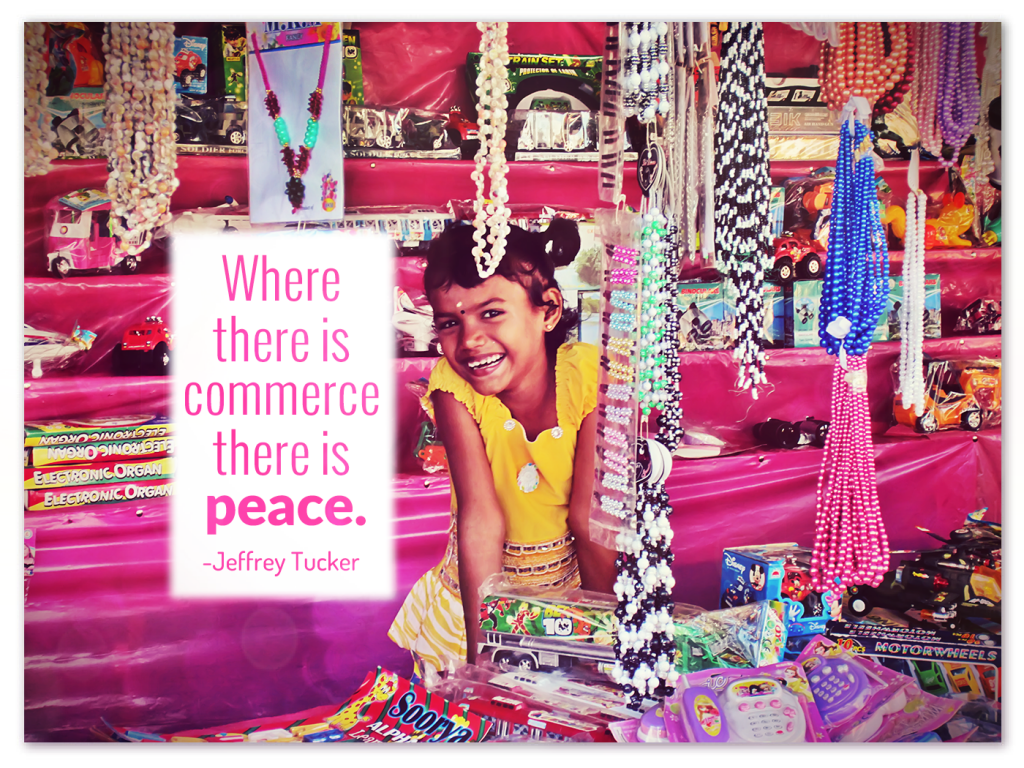 Peace and Commerce