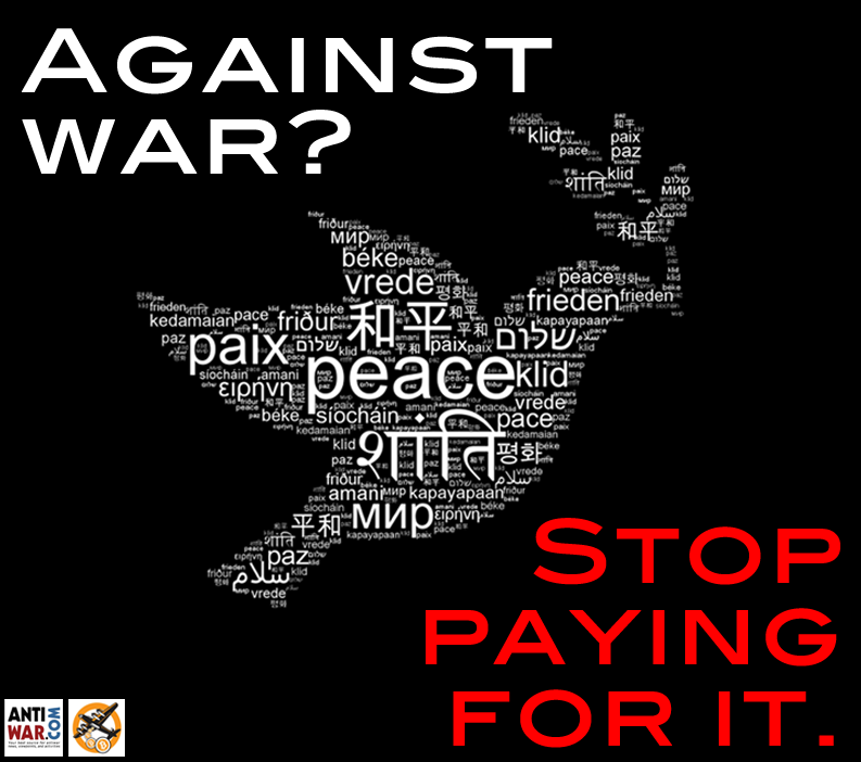 against-war-stop-paying-for-it