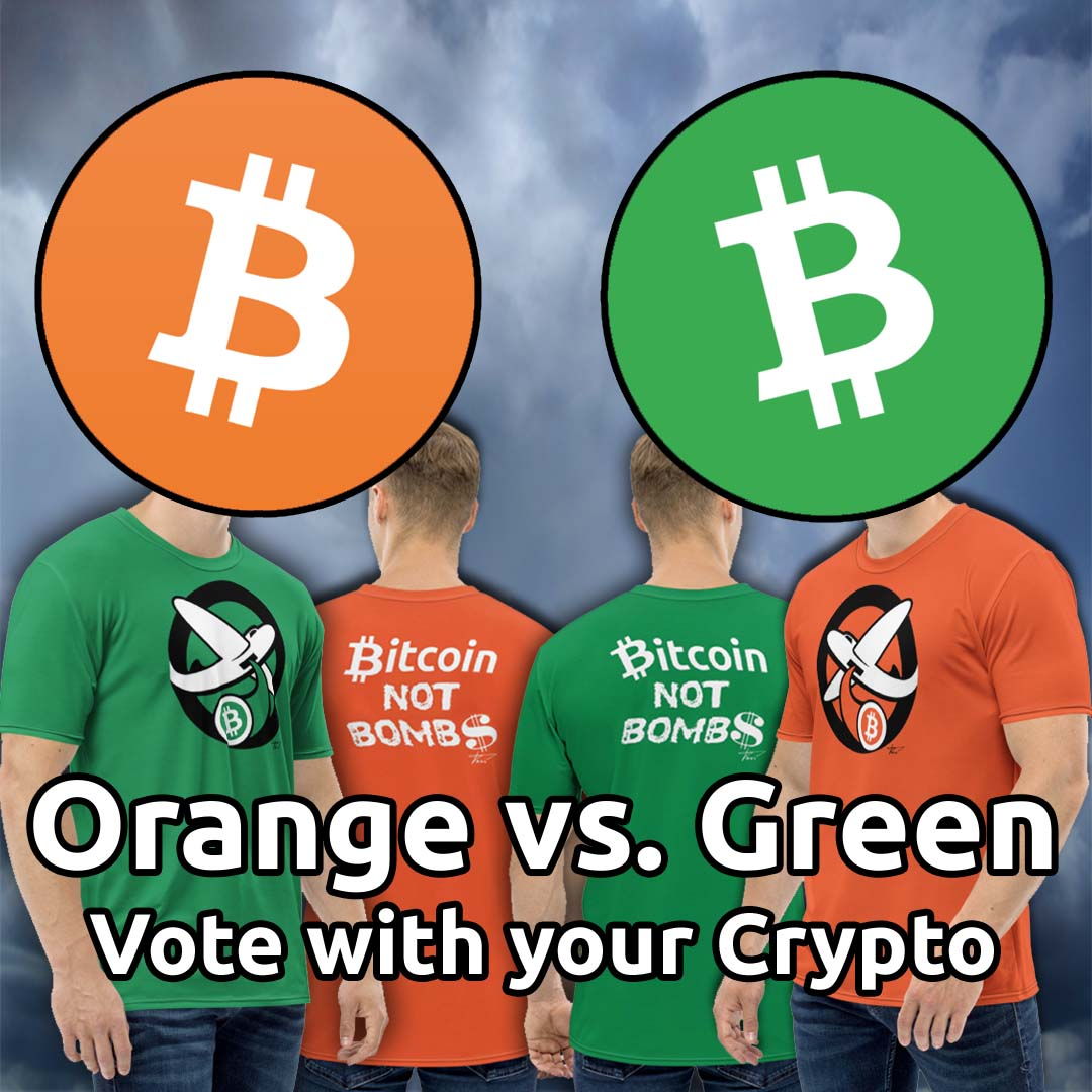 Nobody Cares Which Crypto You Vote For